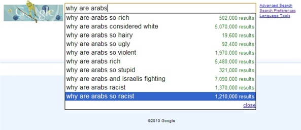 why ware arabs