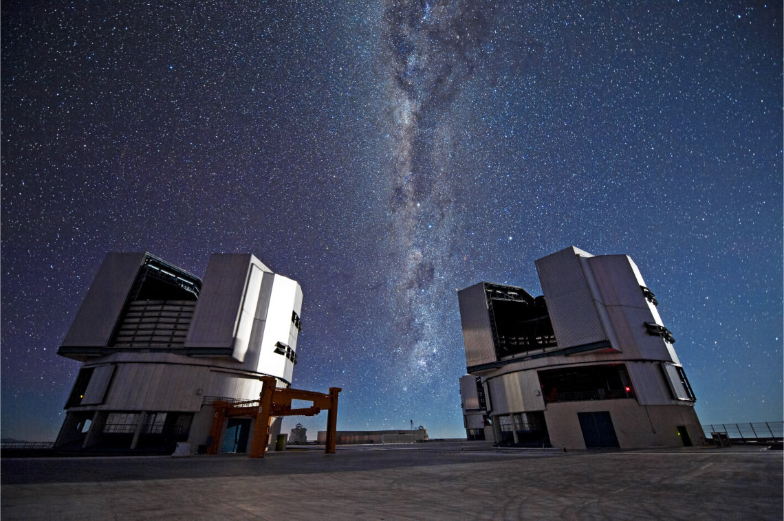 stars telescope