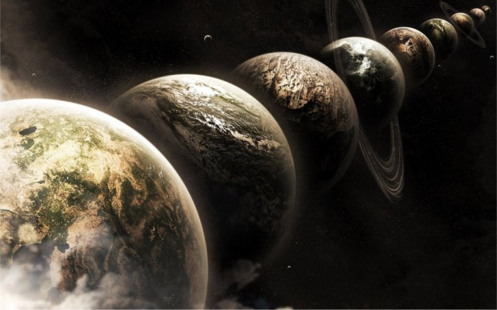 multiverse planets
